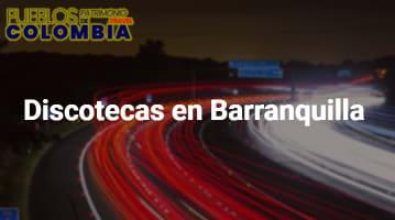 Discotecas en Barranquilla