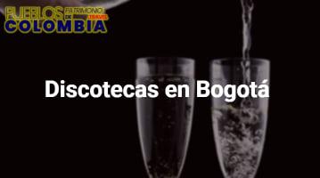 Discotecas en Bogotá