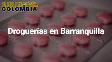 Droguerías en Barranquilla