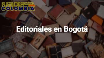Editoriales en Bogotá