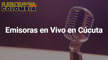 Emisoras en Vivo en Cúcuta