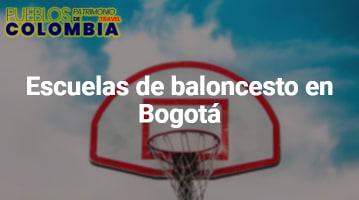 Escuelas de baloncesto en Bogotá