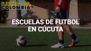 Escuelas de fútbol en Cúcuta