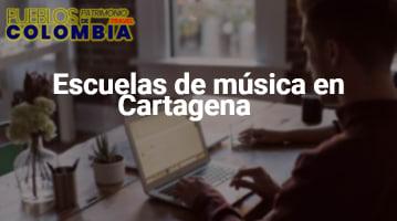 Escuelas de música en Cartagena