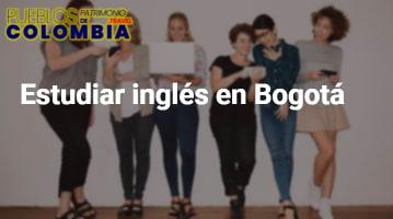 Estudiar inglés en Bogotá