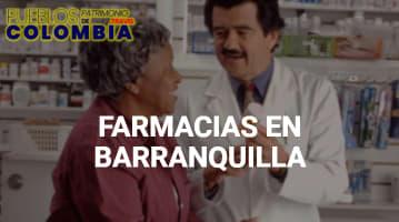 Farmacias en Barranquilla