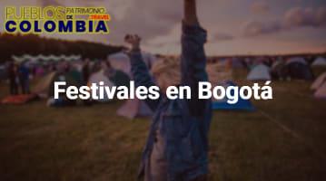Festivales en Bogotá