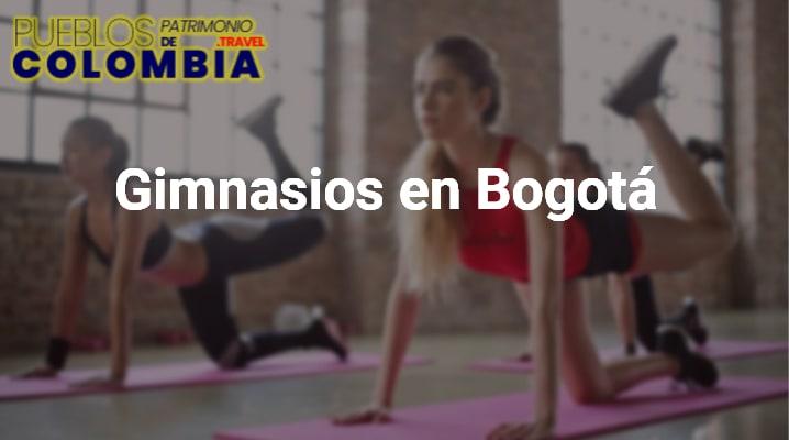 Gimnasios en Bogotá