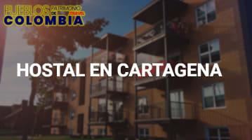 Hostal en Cartagena