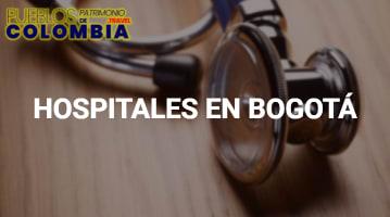 Hospitales en Bogotá