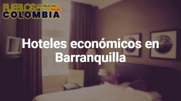 Hoteles económicos en Barranquilla