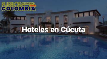 Hoteles en Cúcuta