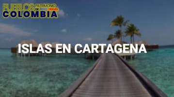 Islas en Cartagena