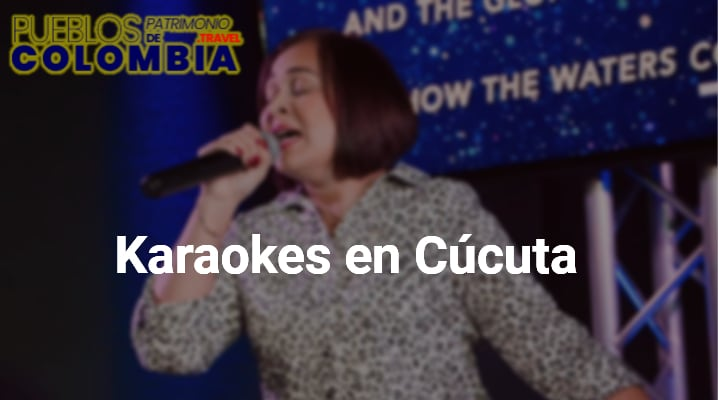 Karaokes en Cúcuta