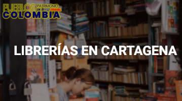 Librerías en Cartagena