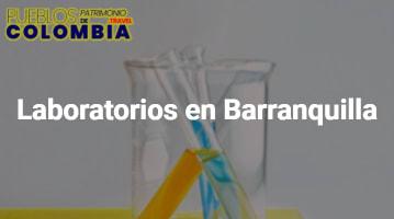 Laboratorios en Barranquilla