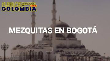 Mezquitas en Bogotá