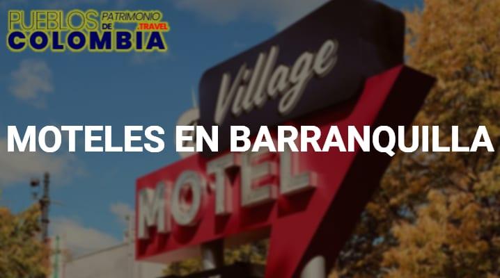 Moteles en Barranquilla