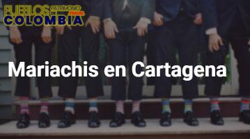 Mariachis en Cartagena