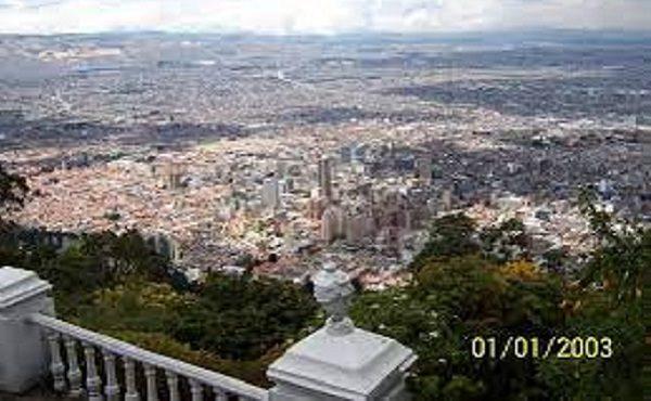 Mirador Choachi Bogotá