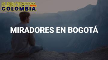 Miradores en Bogotá