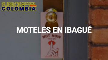 Moteles en Ibagué