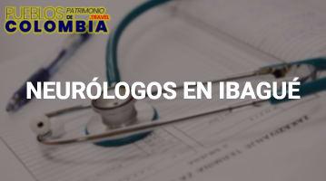 Neurólogos en Ibagué