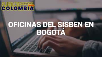 Oficinas del SISBEN en Bogotá