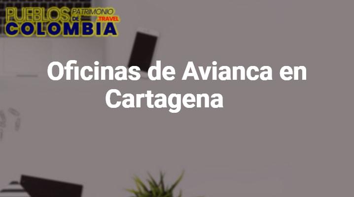 Oficinas de Avianca en Cartagena