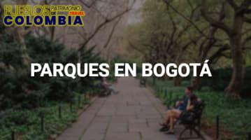 Parques en Bogotá