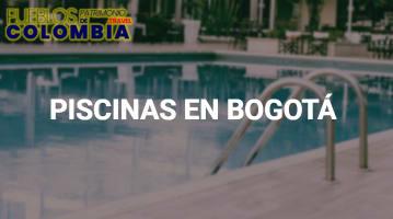 Piscinas en Bogotá