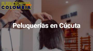 Peluquerías en Cúcuta