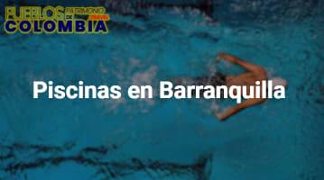 Piscinas en Barranquilla