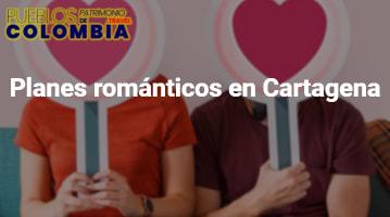 Planes románticos en Cartagena