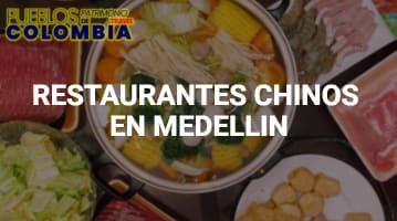 Restaurantes chinos en Medellín