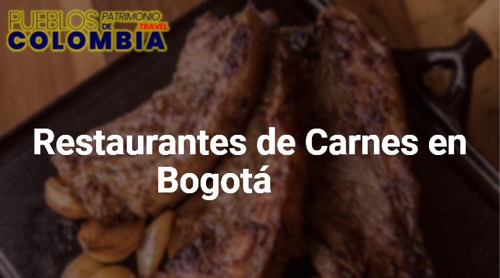 Restaurantes de Carnes en Bogotá