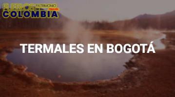 Termales en Bogotá
