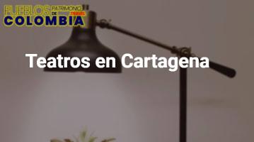Teatros en Cartagena