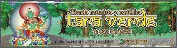 Tienda Naturista y Esotérica Tara Verde
