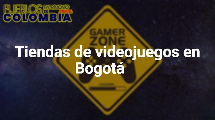 Tiendas de videojuegos en Bogotá