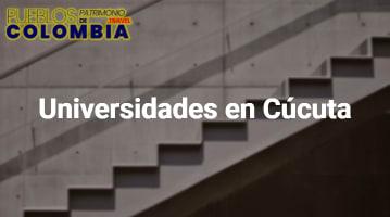 Universidades en Cúcuta