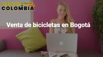 Venta de bicicletas en Bogotá