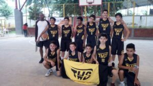 Escuela de Baloncesto TWS