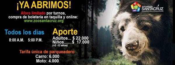 Zoológico en Bogotá