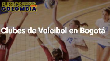 Clubes de Voleibol en Bogotá