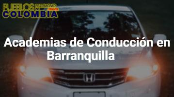 Academias de Conducción en Barranquilla