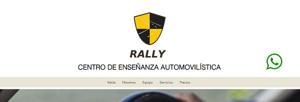 Centro de Enseñanza Automovilística Rally