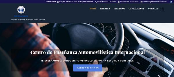 Centro de Enseñanza Automovilística Internacional