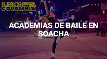 Academias de baile en Soacha