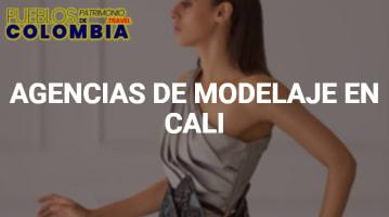 Agencias de modelaje en Cali